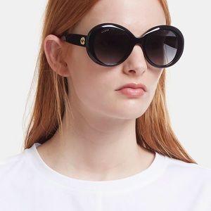 NEW Gucci Black Sunglasses